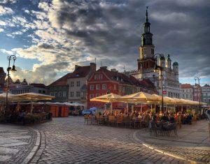 atrakcje w Poznaniu – rynek